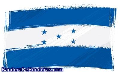 Los Aspectos de la Bandera Hondurena