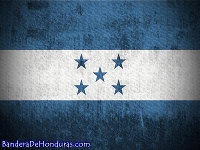 La Historia de la Bandera Hondurena